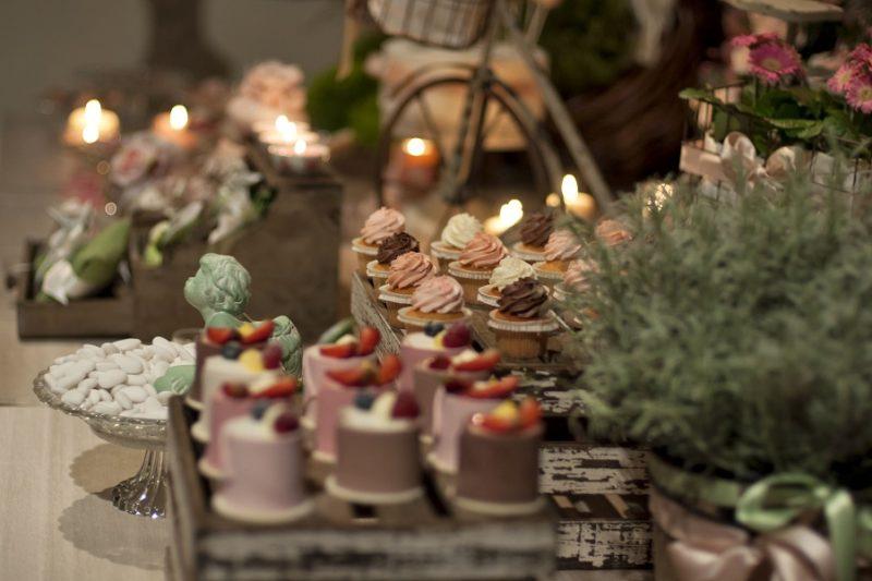 buffet dolci matrimonio